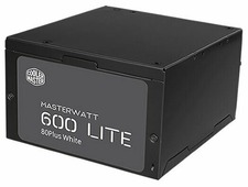 Блок питания Cooler Master MasterWatt Lite 230V 600W