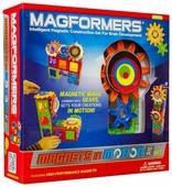 Магнитный конструктор Magformers Magnets in Motion 63203-37