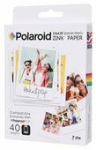 Бумага A7 40 шт. Polaroid POLZL3X440