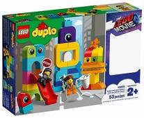 Конструктор LEGO Duplo 10895 Пришельцы Эммет и Люси с планеты Дупло