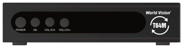 TV-тюнер World Vision T64M