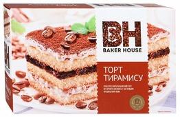 Торт BAKER HOUSE Тирамису