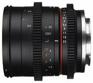 Объектив Samyang 50mm T1.3 AS UMC CS Sony E