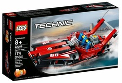 Конструктор LEGO Technic 42089 Моторная лодка