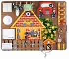 Бизиборд Нескучные игры Загородный дом