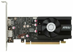 Видеокарта MSI GeForce GT 1030 1265MHz PCI-E 3.0 2048MB 6008MHz 64 bit HDMI HDCP LP OC