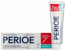 Зубная паста Perioe Total 7 Original Комплексный уход