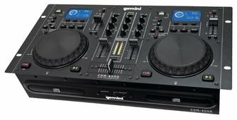 DJ CD-проигрыватель Gemini CDM-4000
