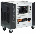 Дизельный генератор Daewoo Power Products DDAE 8000SE (6200 Вт)