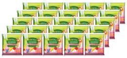 Каша Heinz молочная Любопышки многозерновая йогуртная с бананом и клубникой (с 12 месяцев) 30 г, 25 шт.