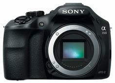 Фотоаппарат Sony Alpha A3500 Body