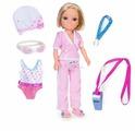 Интерактивная кукла Famosa Нэнси Чемпионка 43 см