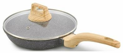 Сковорода LARA Rome LR01-71 26 см с крышкой