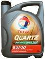 Моторное масло TOTAL Quartz 9000 Future NFC 5W-30 4 л