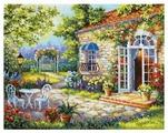 Чудесная Игла Набор для вышивания Дольче вита 40 x 32 см (47-05)