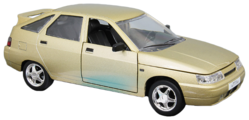 Легковой автомобиль Автопанорама ВАЗ 2112 (JB1200160/JB1200161/JB1200162) 1:22 22 см