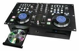 DJ CD-проигрыватель US Blaster USB 7337