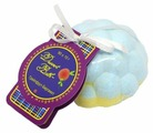 Solline Шипучая фигурка для ванн Десертные ванны Грейпфрут-бергамот 90 г