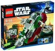 Конструктор LEGO Star Wars 8097 Корабль Слейв I