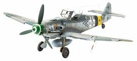 Сборная модель Revell Messerschmitt Bf109 G-6 Late & early version (04665) 1:32