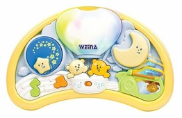 Ночник Weina Мишки