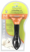 Грумер для шерсти FURminator Long Hair Medium Dog / 101006