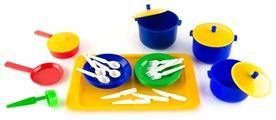 Набор посуды Пластмастер Хозяюшка 21005