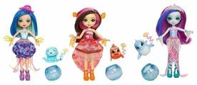 Кукла Enchantimals Морские подружки с друзьями, 15 см, FKV54