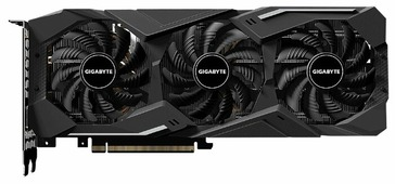 Видеокарта GIGABYTE GeForce RTX 2070 SUPER 1785MHz PCI-E 3.0 8192MB 14000MHz 256 bit HDMI HDCP WINDFORCE OC