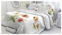 Постельное белье 2-спальное Verossa Romance 70х70 см, перкаль