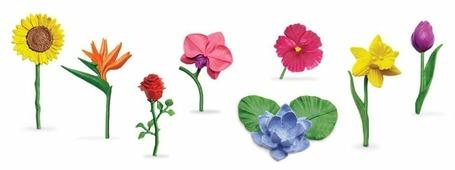 Фигурки Safari Ltd Цветы 682904