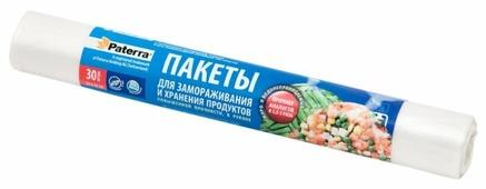 Пакеты для замораживания Paterra 109-171