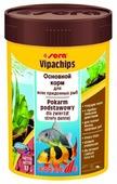 Сухой корм Sera Vipachips для рыб