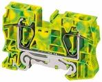 Клеммный блок заземляющий Schneider Electric NSYTRR162PE