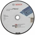 Диск отрезной 230x3x22.23 BOSCH Standard for Metal 2608603168