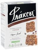 Флаксы льняные крекеры Компас здоровья с кэробом 120 г