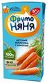 Нектар ФрутоНяня из моркови с мякотью, c 4 месяцев