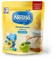 Каша Nestlé молочная рисовая с яблоком (с 4 месяцев) 220г дойпак