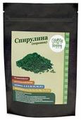 Green and Happy Спирулина, порошок, пластиковый пакет, 100 г