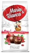 Конфеты MARIO&BIANCA ореховые с гранатом