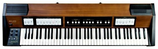 Цифровой орган Roland C-200