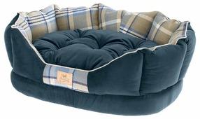Лежак для кошек, для собак Ferplast Charles 60 (83616001/83616002/83616003) 56х42х20 см