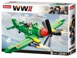 Конструктор SLUBAN WW2 M38-B0683 Штурмовик
