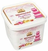 Шоколад Mr. Cho белый для фонтана и фондю с розовым красителем