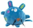 Мягкая игрушка Button Blue Мышка синяя 10 см