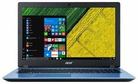 "Ноутбук Acer ASPIRE 3 (A315-51-54VT) (Intel Core i5 7200U 2500 MHz/15.6""/1366x768/4GB/500GB HDD/DVD нет/Intel HD Graphics 620/Wi-Fi/Bluetooth/Windows 10 Home)"