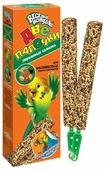 Лакомство для птиц Зоомир Веселый Попугай из любимых семян для волнистых попугаев