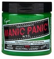 Крем Manic Panic High Voltage Electric Lizard, зеленый оттенок
