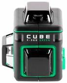 Лазерный уровень ADA instruments CUBE 3-360 GREEN HOME EDITION (А00566)