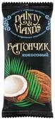Фруктовый батончик Dainty Viands без сахара Кокосовый 40 г 1 шт